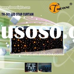 TH-501 RGB DMX Led star curtain