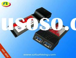 Two ports USB3.0 to PCI Express converter Card
