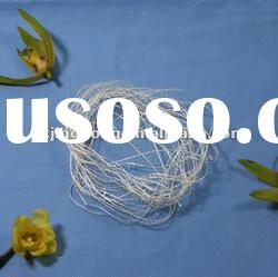 11Nm polyester lurex feather fancy yarn for hand knitting JH8003