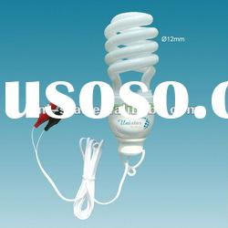 12v 26w dc Energy saving daylight bulb with wire & plug