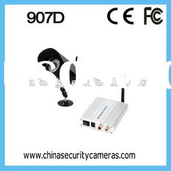 2.4GHz Wireless Outdoor CCD Security Camera Kit