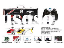 3CH METAL REMOTE CONTROL HELICOPTER