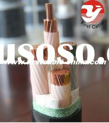4 cores copper conductor xlpe insulated cable
