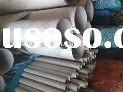 ASTM A312 TP316L Seamless Stainless Steel Pipe from QCCO