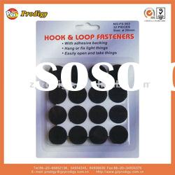 Adhesive Hook and Loop Velcro Dots
