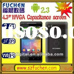 Android 2.3.4 MTK6573 4.3'' Screen Mobile Phone