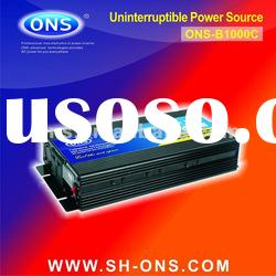 DC/AC power inverter with charger 1000w