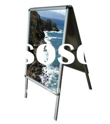 Double Side Snap Frame A Board Stand