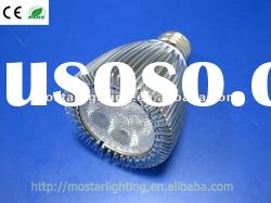 E27 Par 5*1W high power led light