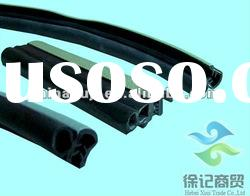 EPDM rubber seal for automobile door and window