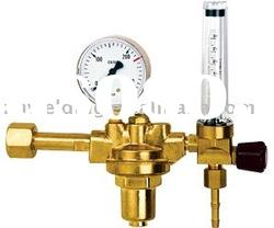 Italy type Argon/CO2 Gas Regulator
