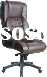 KB-9609A,leather executive chair,high back chair with headrest