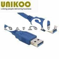 Laptop computer USB 3.0 A Female to Micro B Male Cable