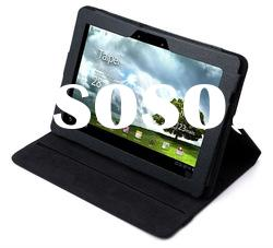 Leather case for Asus eee pad transformer TF201