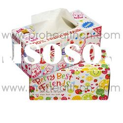 Mini Rectangular Tissue Box,tissue box