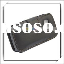 Mobile Phone Leather Case For Nokia 5800