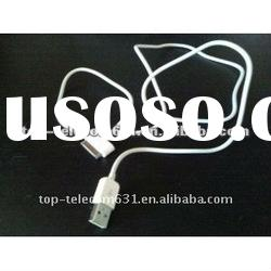 Mobile phone usb data cable for iphone 3G/3GS/4G/4S