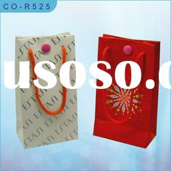 Novelty Paper Music Bags/Shopping Bags/Handbags, Advertsing/Promotional Gifts