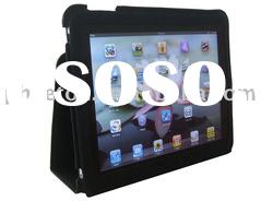 PU leather case cover for ipad