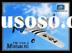 P-51 Mustang TW 748-2 rc hobby