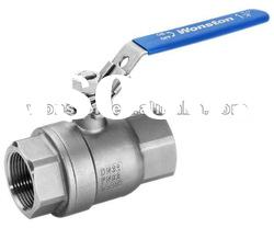 Stainless Steel Ball valve Full Port,1000WOG