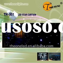 TH-501 DMX Led star curtain