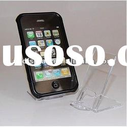 Transparent Acrylic cellphone phone display stand