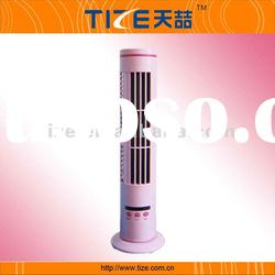 USB electric table standing fans electric TZ-USB380CR rechargeable fan