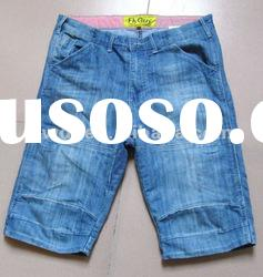 clearance men pirate shorts jeans stocklot