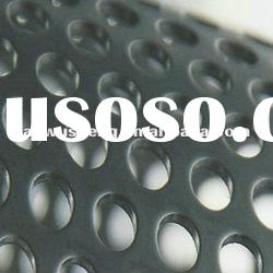 galvanized round hole perforated metal sheet (Factory Direct)