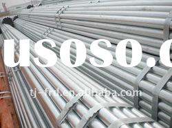 good quality of galvanized steel pipe ( for gas,water ,oil ,structure and machine)
