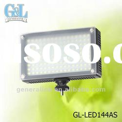 professional video light led GL-LED144AS