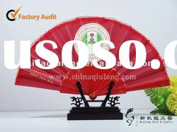 promotional advertising hand fans as gift