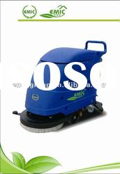 walk behind type LF-A580SC electric small walk-behind floor scrubber