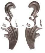 wrought iron product,cast iron fitting wrought iron