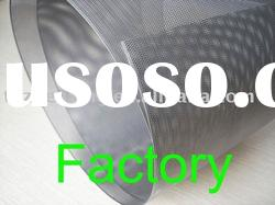 0.8mm thickenss stainless steel 304 Perforated metal sheet for screen