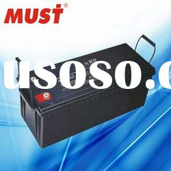 12v rechargeable deep cycle vrla battery