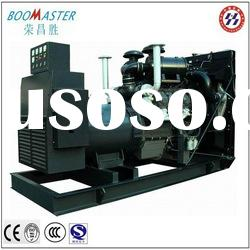 16-100KVA Deutz water-cooled diesel generator set (With CE and ISO)