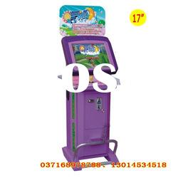 "17"" Screen coin operated Arcade game machine"