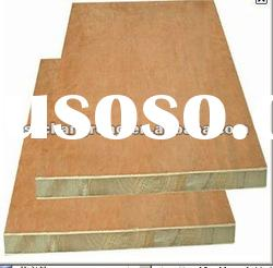 19mm pine laminated board,wood sandwich board and blockboard for furniture and construction
