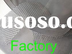 1mm thickenss stainless steel 304 Perforated steel sheet