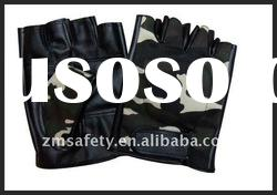 2011 High Quality PU Leather Bicycle Gloves
