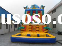 2011 hot selling,inflatable water slide with pool,Inflatable slide, slide,fun slide ,kid slide