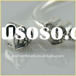 2012 Hotsale sterling silver charms 925- valentine beads