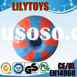 2012 PVC inflatable {lilytoys} delux zorb ball hot selling