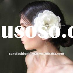 2012 designer flowers with beaded wedding accessories bride