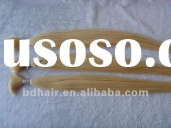 2012 hot selling european hair remy hair bulk extensions 12-30inch high quality wholesale