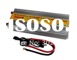 3000W DC to AC ac drivers frequency inverter for motor