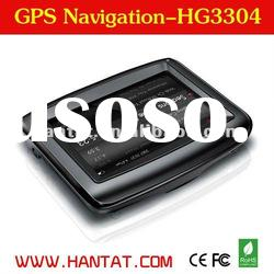 3.5 Inch TFT Touch Screen Car Gps System