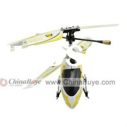 3 Channel IR Metal Remote Control Helicopter White + Red